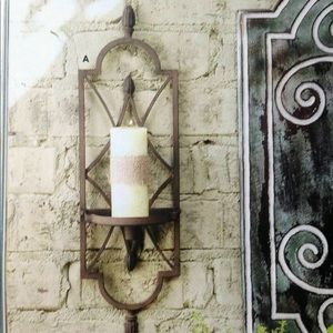 Southern Living at Home Cordova Candle Sconces Set